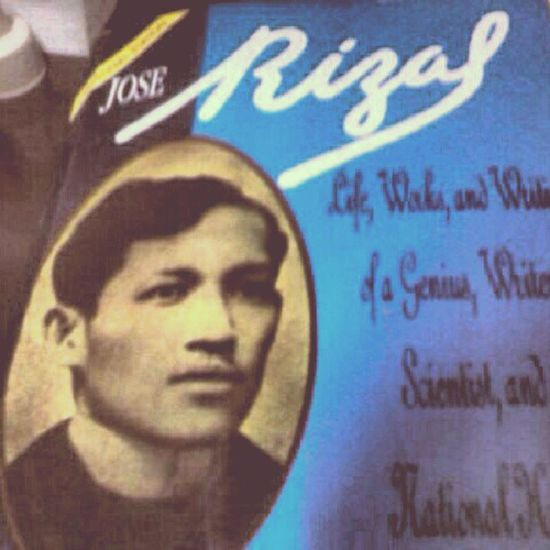 Rizal a hero with so much history. Rizal Nationalhero Philippines