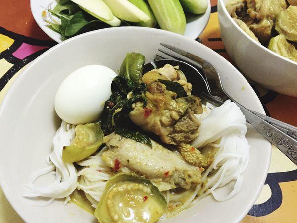 Thai Food Good Taste