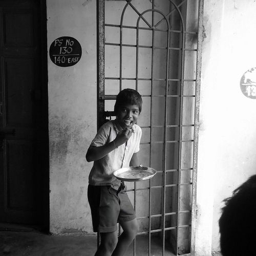 """"""" If more of us valued Food and Cheer and song above hoarded gold, it would be a Merrier world. """" –J.R.R. Tolkien Bnw IndiaPictures monochromeindia"""