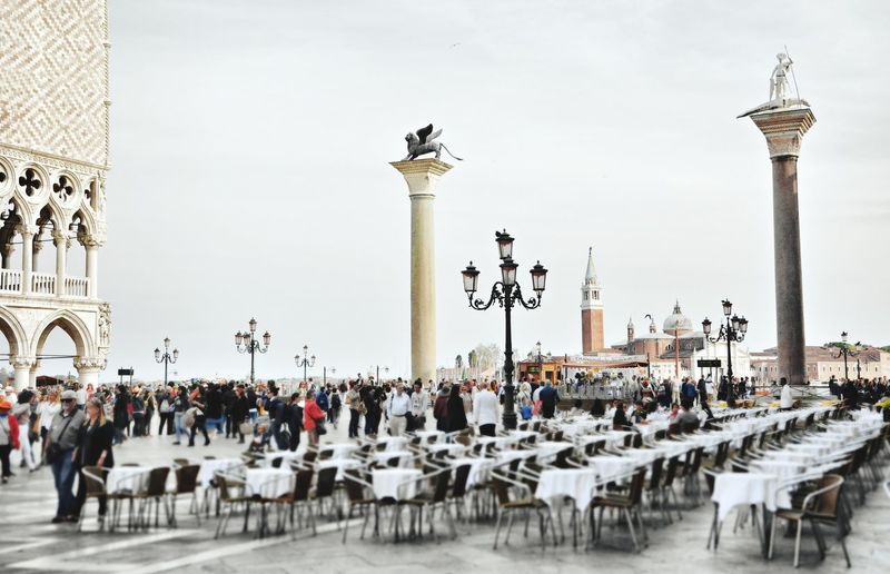 Nikon OpenEdit Italy Italia Italy❤️ Veneto Venice, Italy Venezia Venecia Famous Place Travel Destinations Travel Photography Architectural Column Statue Architecture