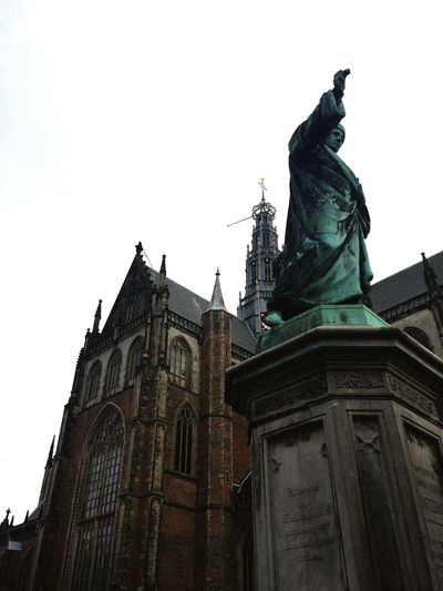Haarlem Statue