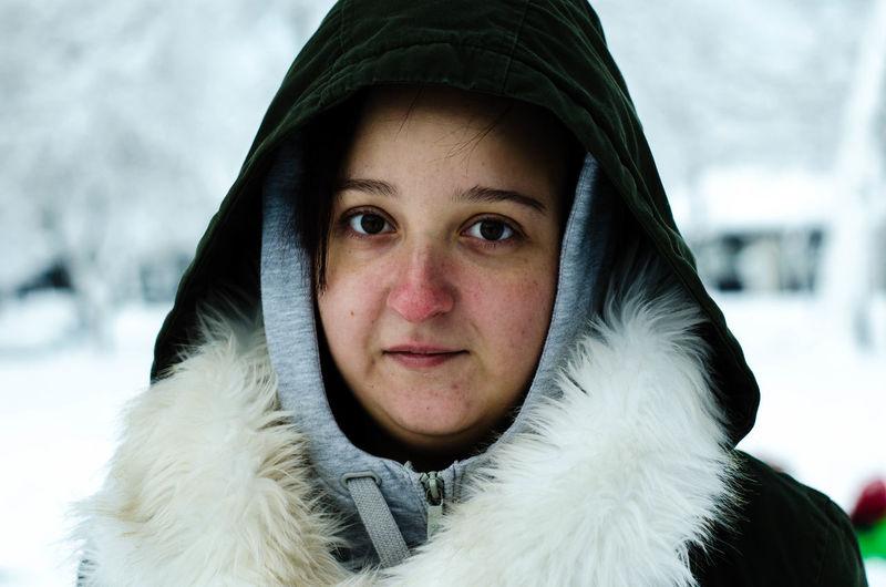 Portrait Winter