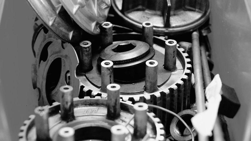 Clutches.. Blackandwhite Ducati Ducati Motorcycle Racing Motorsport Workshop
