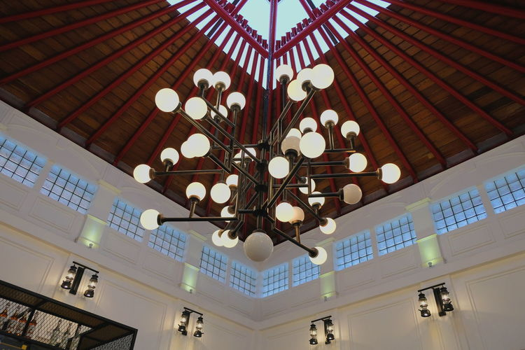 artistic lamp Pattern Close-up Architecture Architectural Design Architectural Feature Skylight Ceiling Hanging Light Ceiling Light  A New Beginning EyeEmNewHere