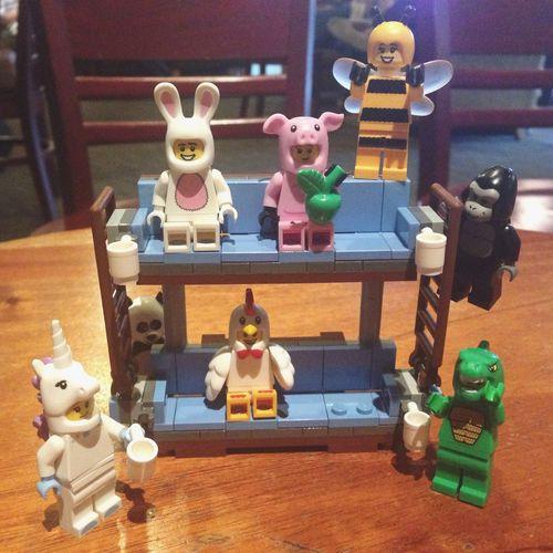 Animals! LEGO Lego Minifigures Minifigures The Lego Movie
