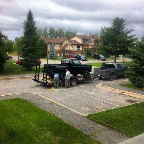 Bye bye :( Sold Beast MissHer Chevrolet gmc dodge ford truck pickup 4wheeldrive 4x4 mud fun sand photo awesome cool