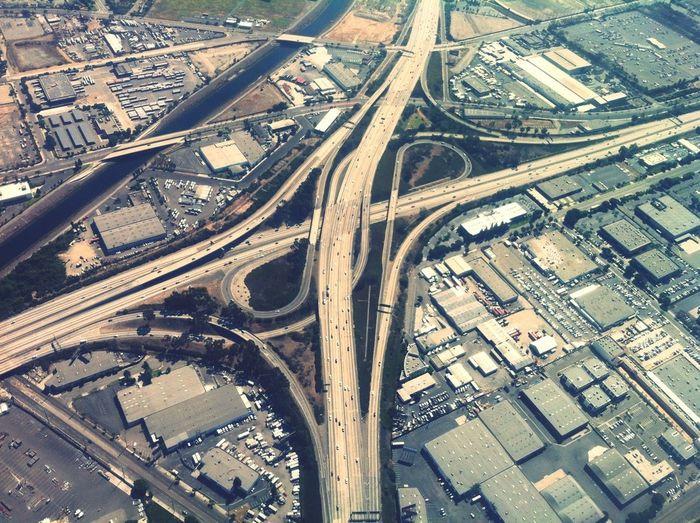 Highway Taking Photos Los Ángeles