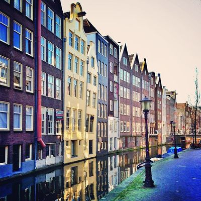Colorful #Amsterdam ☀??#alan_in_amsterdam #insta_holland #igersholland #canal Alan_in_amsterdam Insta_holland Reflection Amsterdam Holland Canal Gang_family Gf_daily Igers Contestgram Igersholland Ic_cities Gramoftheday Gramsterdam Iaminamsterdam Mokummagazine