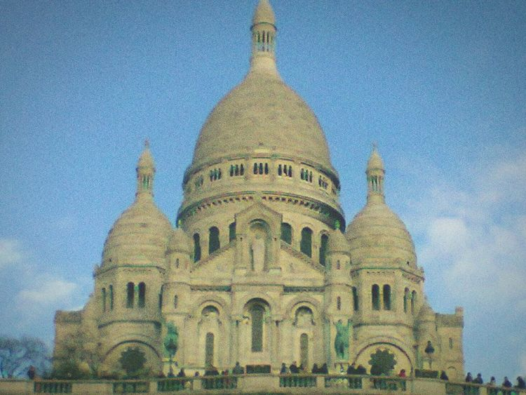 Taking Photos Paris, France  Basilique Monument Monuments Paris Tourrist Monument Historique ???? Beautiful Hello World Phoyography
