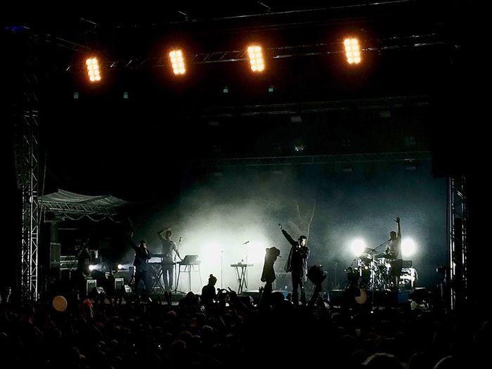 Konzert Concert Festival Dockville Open Air Okkid Megaloh