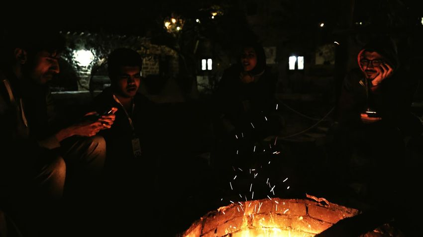 The Circle Night Archival Party - Social Event People Motion Nightlife Spectacular Scenery Built Structure Beauty In Nature Nature Outdoors Building Exterior Scenics Fayoum Egypt Travel Destinations Photogtaphyinmotion Tranquility Egyptian Art Egyptphotography Firepit Fireplace Heat - Temperature Architecture This Is Egypt ❤