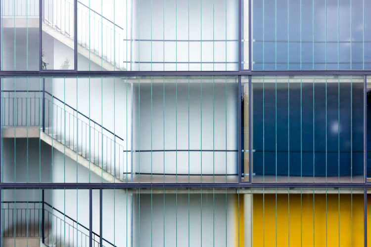 Abstract Architectural Feature Architecture Backgrounds Building Built Structure City Day Design Full Frame Geometric Shape Modern No People Repetition