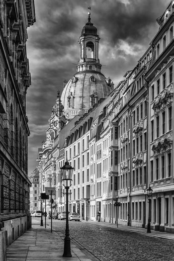 Dresden Frauenkirche Architecture Architecture_bw Black And White Fineart