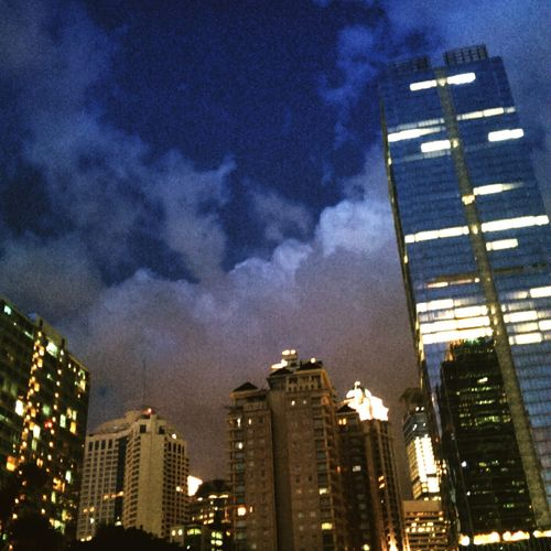 underneath the sky, again Jakartaselamanya Cityscapes Citylights