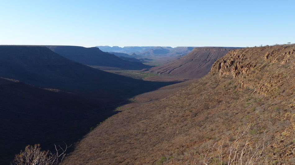 Landscape Nature Outdoors Mountain No People Nature Reserve Day Canyon Mountains Mountain Range Mountains And Sky Mountains And Valleys Valley Valley View Grootberg Namibia Africa Wide Angle Wide Open Spaces Wide Angle View Nature Beauty In Nature First Eyeem Photo Scenics Horizon