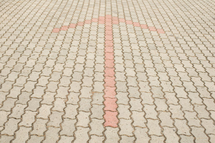 Bricks pattern for background. Pattern No People High Angle View Backgrounds Full Frame Street Cobblestone Day Textured  Paving Stone Footpath Repetition Stone Outdoors City Close-up Transportation Absence Square Shape In A Row