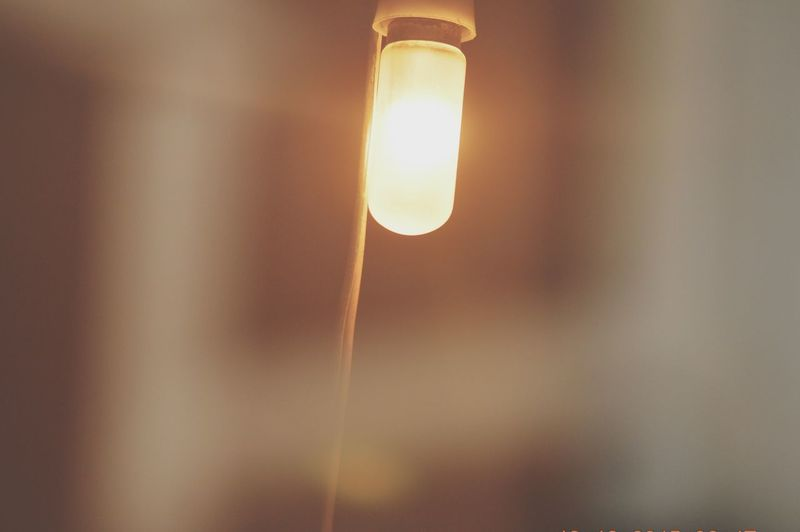 Hello World First Eyeem Photo Light In The Darkness Lightbulb Showcase: January Illuminated Indoors  Lighting Equipment Hanging Light Home Interior Decoration Lit Electric Light Dark Night Electricity  Glowing Ideas Abstract Mystery Shiny Mysterious