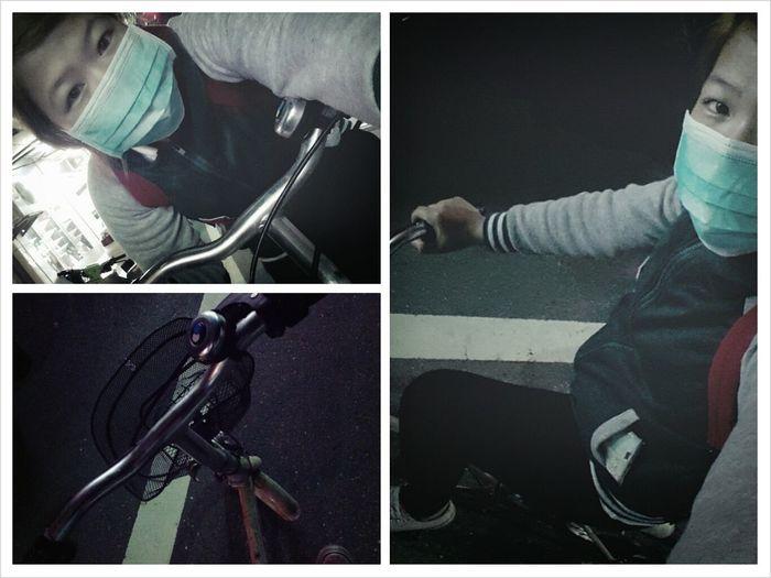 Bike Go Got A Headache