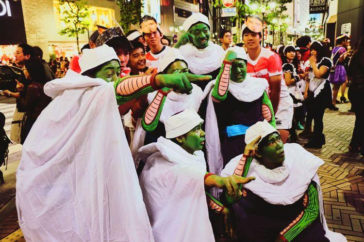Halloween Halloween EyeEm Hallowenparty Happy Halloween Halloween_Collection Halloween2015 Happy Halloween! From My Point Of View Tokyo Halloween Halloweenmakeup