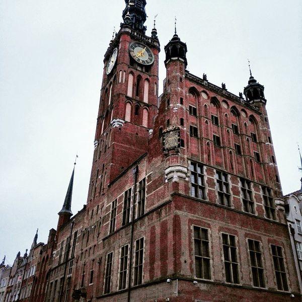 Gdansk Danzig Ratusz