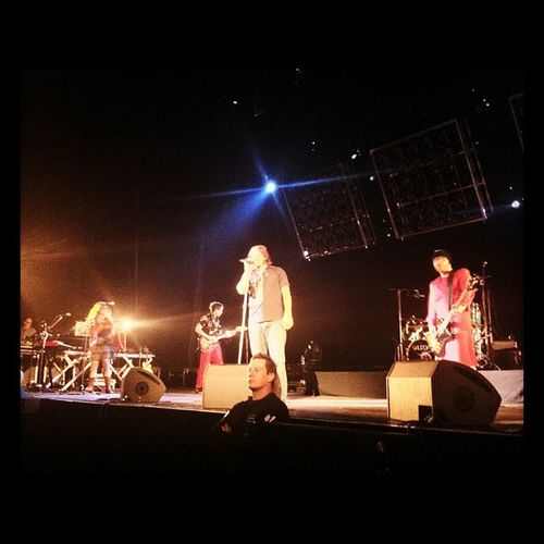 Lescowboysfringants Live Concert Strasbourg Québec