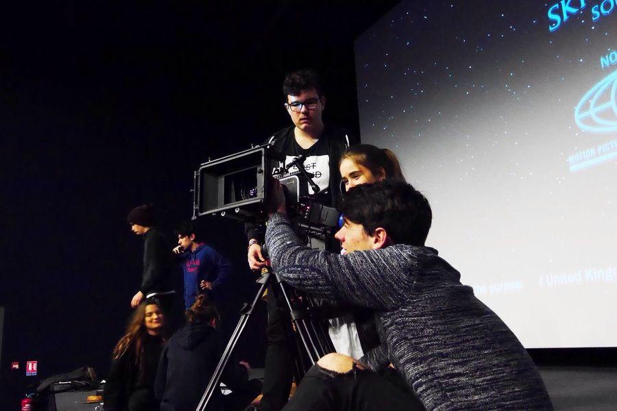 Film Tournage Scripted Cinema Studio