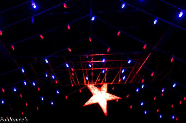 Christmas Christmas Around The World Illuminated Light Night Showcase: December Street TheWeekOnEyeEM Winter Night