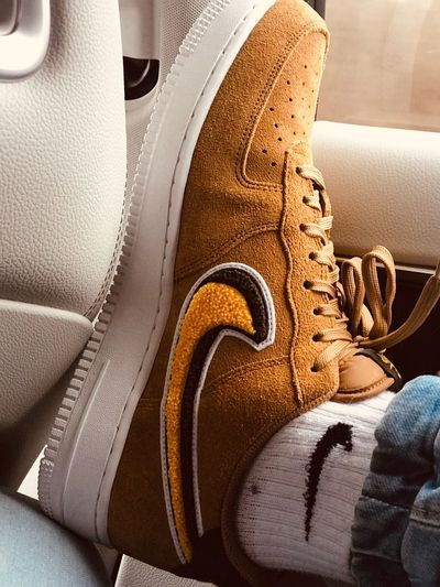 🦸🏽♂️Nike Air Force 1🦸🏽♂️ Fashion Still Life Shoe Travel Lifestyles Car Real People