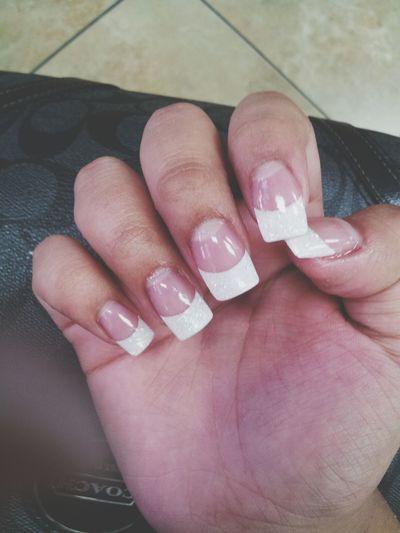 got my nails did