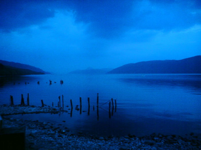 Atmospheric Mood Calm Dores Beach Highlands Loch Ness Outdoors Scotland Shore Tranquil Scene Water