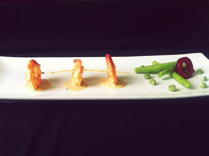 Cheflife Being Creative Shrimps Fricassé Check This Out