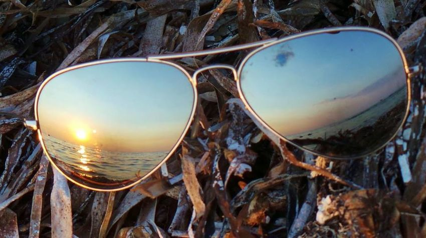 43 Golden Moments Nature Sea Showcase:July Summer Summertime Sunglasses Sunshine Fine Art Photography Color Palette Two Is Better Than One Sommergefühle Summer Exploratorium