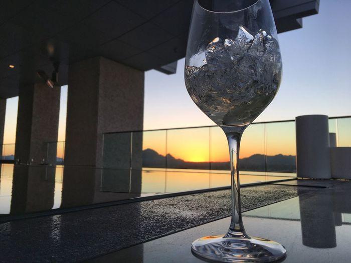 Sunset Close-up Food And Drink Sky Arizona Scottsdale