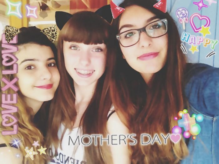 Mother's Day Girls Family