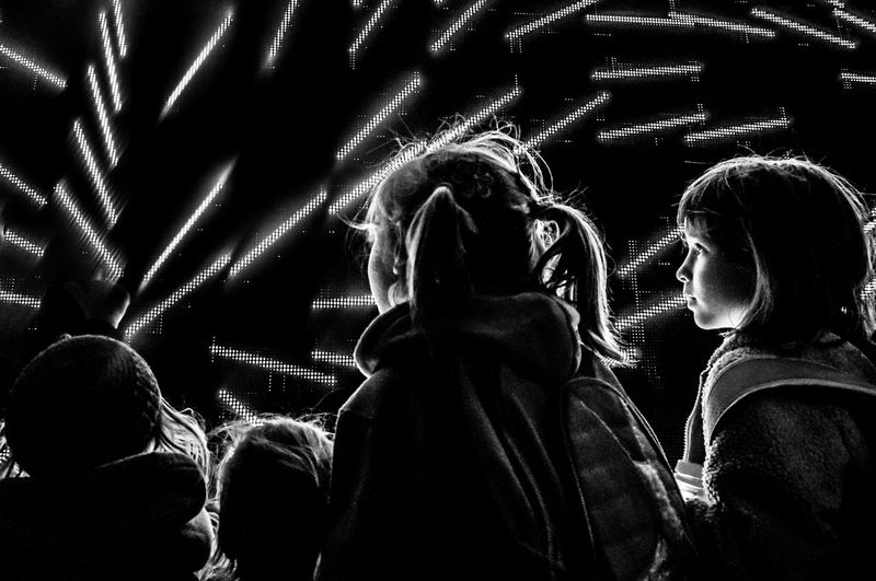 Arts Culture And Entertainment Backgrounds Black & White Black And White Blackandwhite Cultures Festival Festivals Israel Jerusalem Kids Looking Into The Future Natural Pattern Play Shadow Shadows & Lights