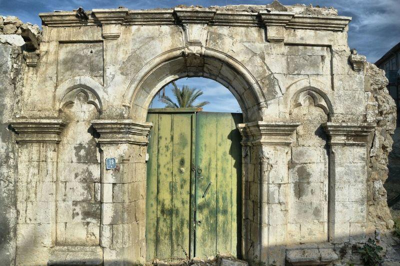 Lefke Door Wood Belt  Antalya Rock