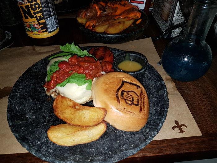 Food Food And Drink Hamburger First Eyeem Photo