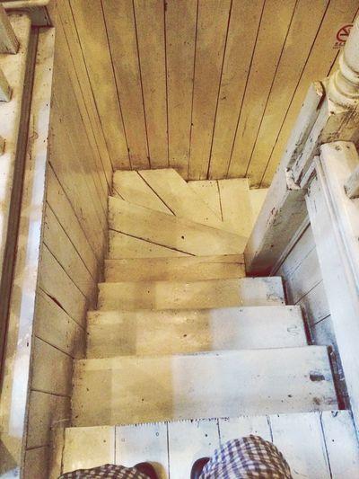 Stairs Shanghai Old Buildings OpenEdit
