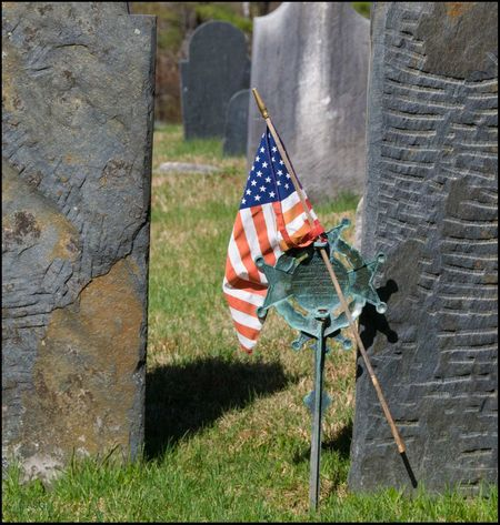 Remembering the servicemen who died.... _ Antrim, NH - 5/5/16 As I Sees It Civil War Cemetery Fresh on Market May 2016
