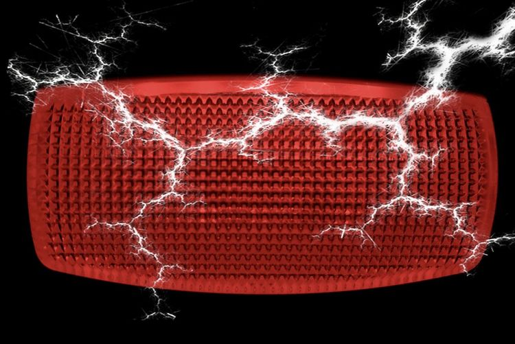 Fun with a picture of my night light. Back Background Backgrounds Light Light In The Darkness Lightning Lightning Bolt Lights Liight Up Your Life Night Lights No People Red
