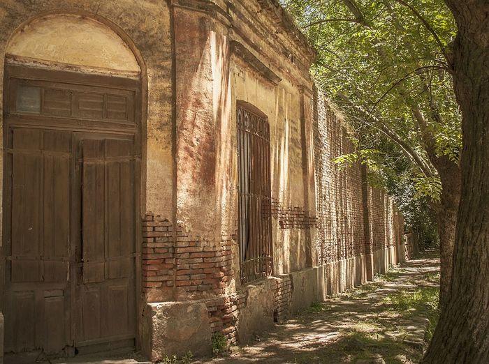 Built Structure Outdoors Tranquility Argentina Photography Travel Destinations Argentina Uribelarrea History