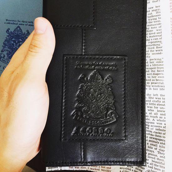 わたしが最高に気に入っている財布。CORBO製です。 CORBO Wallet favorite 財布 お気に入り 最高