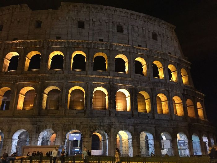 Rome Taking Photos Enjoying Life Good Times Traveling Enjoying The View Night City Photography Architecture