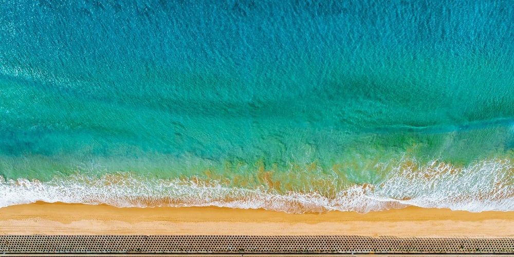 T H E W A L L - Cronulla Available as Fine Art Print on www.kess.gallery Aerial shot taken over a section of the iconic'Wall'at Cronulla Beach. #cronulla #theshire #sydney #ilovesydney #visitaustralia #visitnsw #sutherlandshire #beachphotography #beachwallart #waves #drone #drones #droneoftheday #droneporn #droneglobe #fromwhereidrone #dronesdaily #dronegear #dronesetc #dronelife #dronesaregood #aerialphotography #dronestagram #dronesarefun #dronepics #dronephoto #dji #djiphantom #phantom4pro Cronulla Theshire Sydney Ilovesydney Visitaustralia Visitnsw Sutherlandshire Beachphotography Beachwallart Waves Drone  Drones Phantom4pro Dji Aerial Australia Water Beach Backgrounds Sea Sand Textured  Close-up Turquoise Rippled Sandy Beach Shore Ocean Waterfront Wave Pattern Refraction Clear Wave