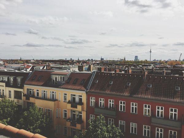 Berlin Rooftop City