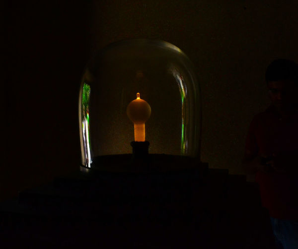 Light that never goes out by Kesi J. Marcus Art Candle Classic Close-up Dark Edison Illuminated Indoors  Light Lighting Equipment New Jersey Night One Person People Real People The Creative - 2018 EyeEm Awards