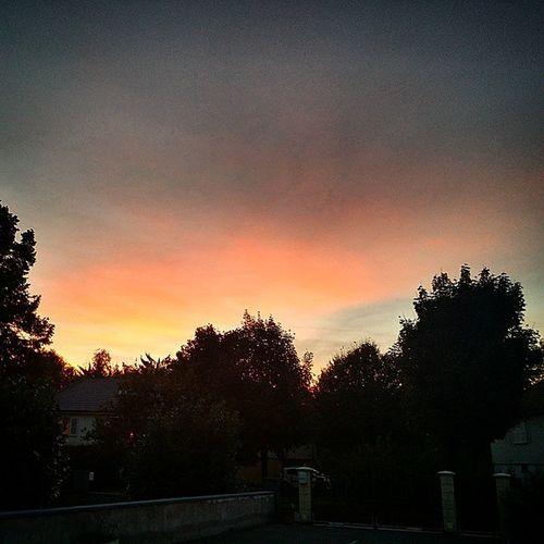 Nous sommes pourtant bien le 19 octobre !! Sunset Summer Eteindien
