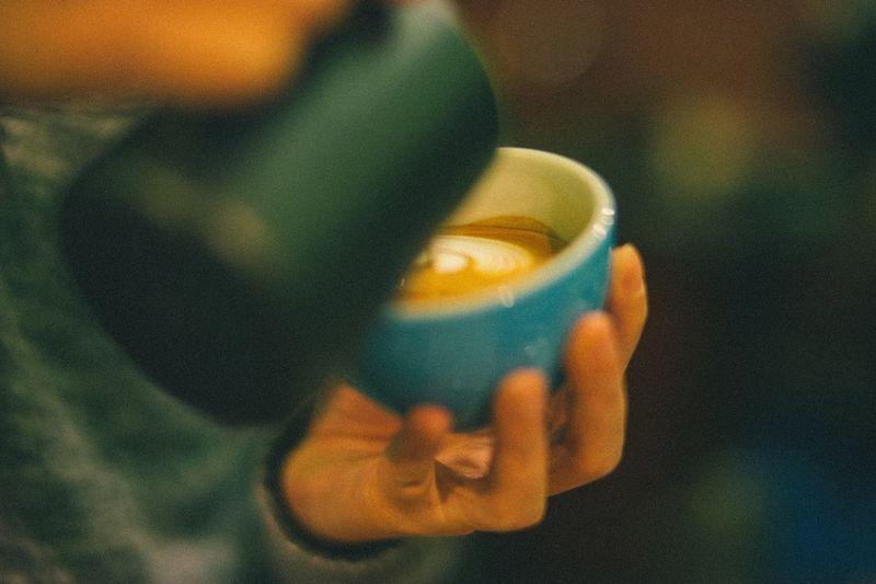 Coffee 小麦咖啡,朋友开的,味道很赞