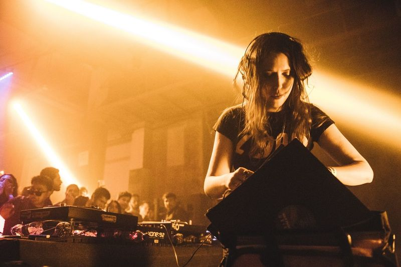 Helena Hauff Techno Helena Hauff EyeEm Selects Enjoyment Arts Culture And Entertainment Music Event Crowd Performance Adult People Nightlife Night Real People Motion Stage - Performance Space Lifestyles Illuminated Women Dancing Fun Leisure Activity Stage