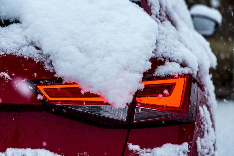 Berge Erster Schnee First Snow Frozen No People, Snow Winter Wintereinbruch